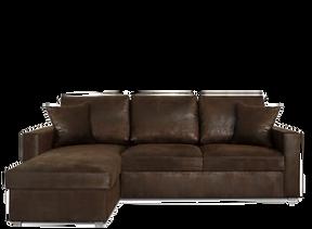 Canapé d'angle marron.png