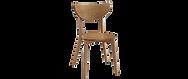 Chaise bois miliboo de face.png