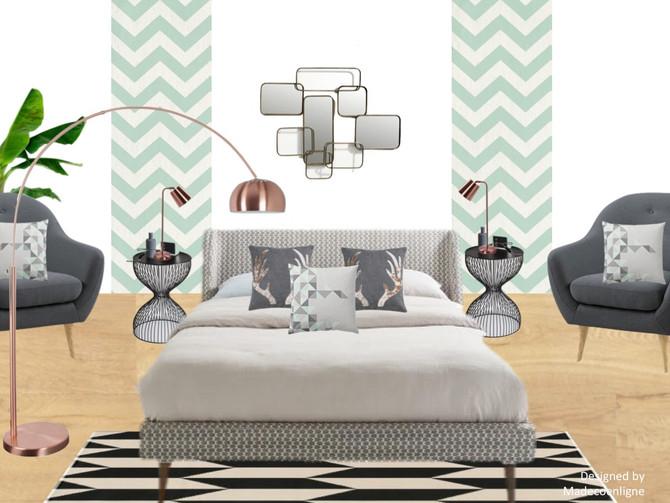 4 chambres d'inspiration scandinave à shopper en 1 clic !