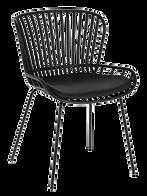 Chaise noire filaire.png
