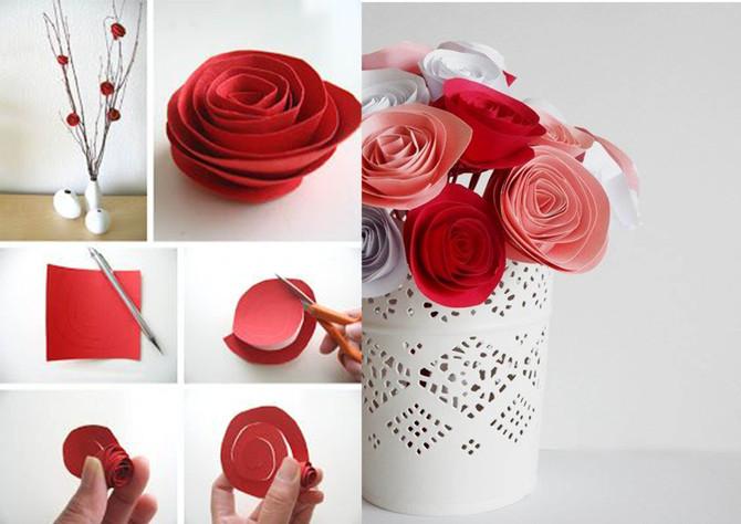 Fabriquez votre déco pour la St Valentin vitesse grand V !