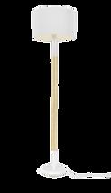 Lampadaire blanc rotin.png
