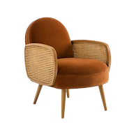 Fauteuil cannage orange.png