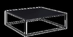 Table basse noire carrée.png
