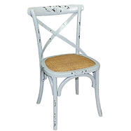 Chaise bistrot bleue vieilli.png