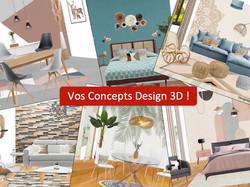 Vos concepts design 3D