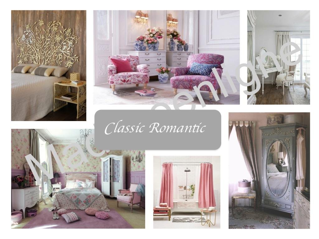 Classic romantic style