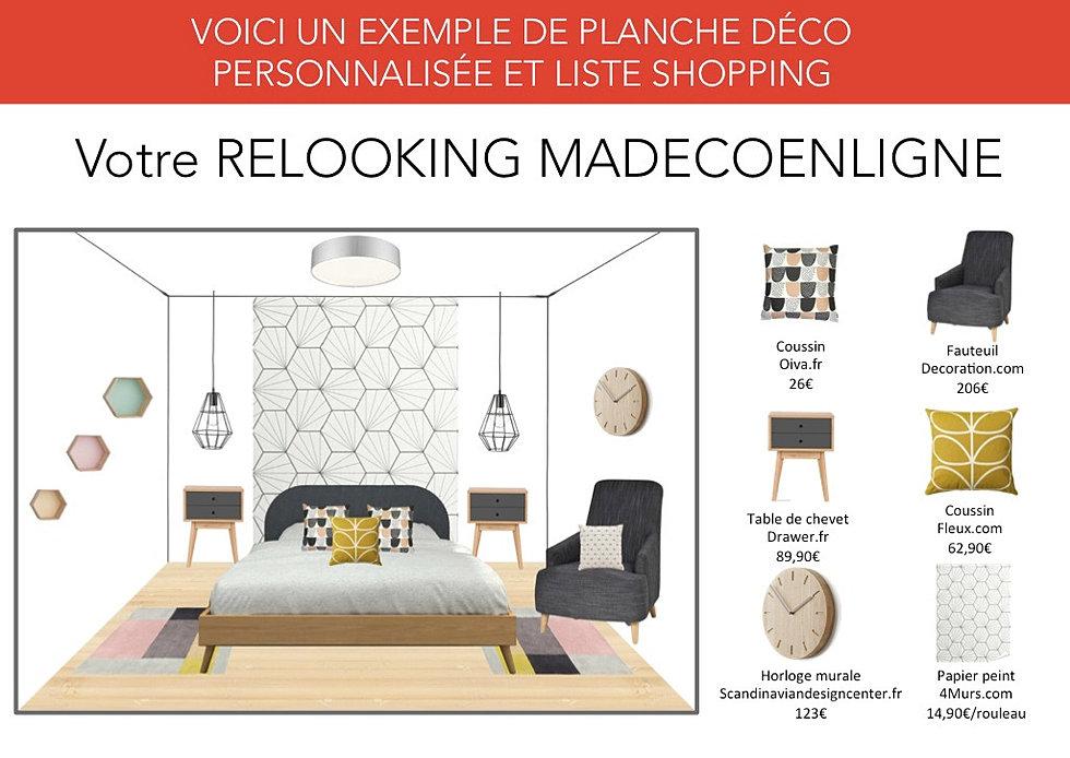relooking d co. Black Bedroom Furniture Sets. Home Design Ideas