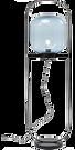 Lampadaire verre bleu geant.png