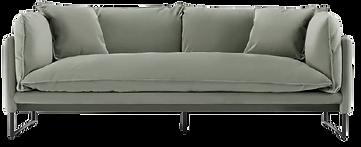 Canapé velours vert de gris.png