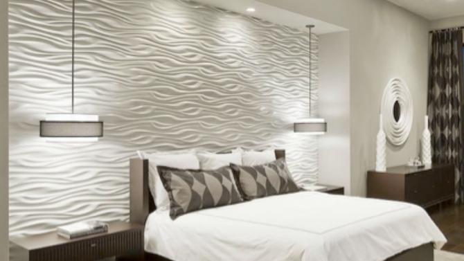 3 concepts design pour une chambre parentale de luxe dans une maison neuve