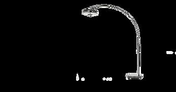 Lampadaire design acier.png