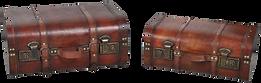 2 coffres marron vintage.png