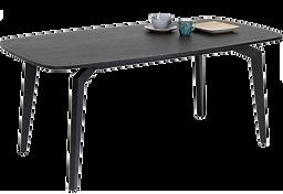 Table repas bois noir.png