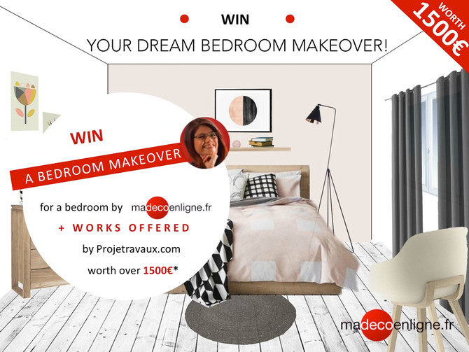 Prize competition: win your dream bedroom makeover!