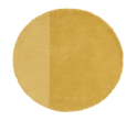 Tapis rond moutarde.png