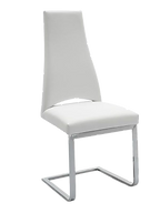 Chaise sedie Juliet blanche.png