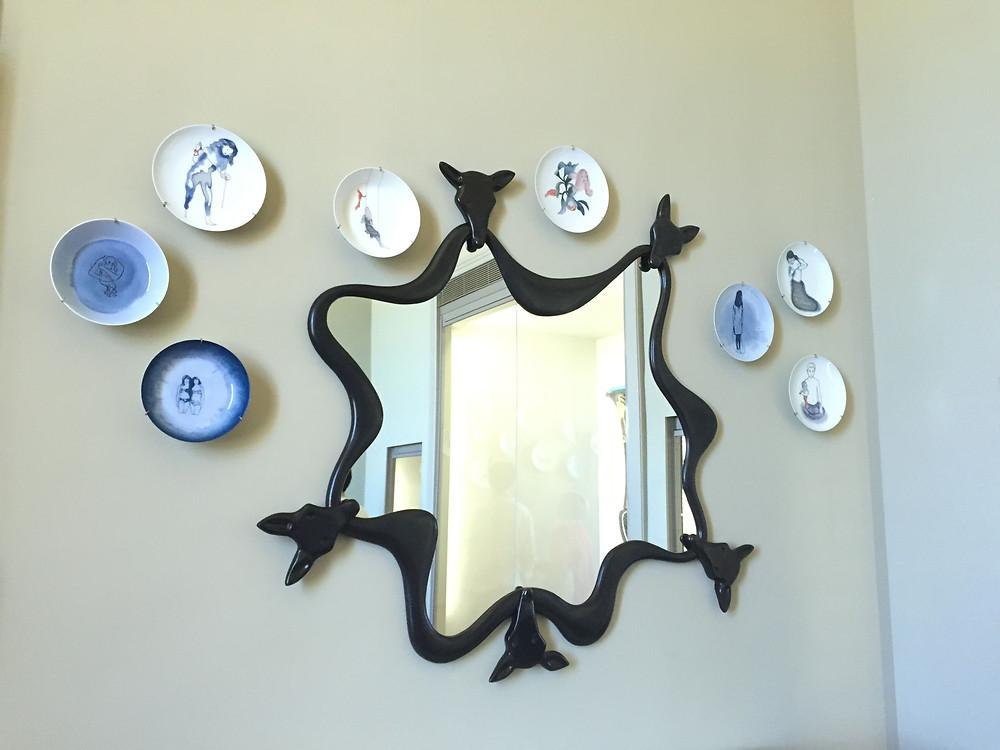 Miroir Loopy