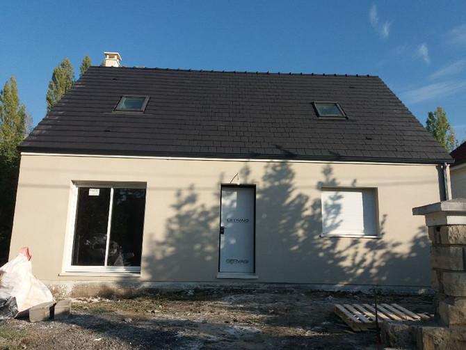 Maison en construction : bientôt la livraison !