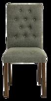 Chaise vert bois haut dossier.png