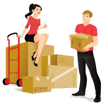 Déménagement : faites appel à Madecoenligne pour vendre et AVANT d'emménager !