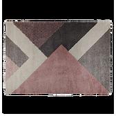tapis graphique rose gris noir.png