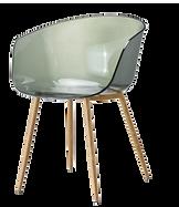 Chaise bois vert transparent.png
