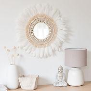 Miroir plumes blanches.jpg