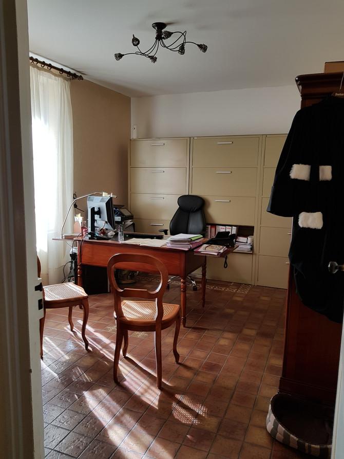 Nouveau projet : relooker un bureau d'avocate en Nouvelle Aquitaine