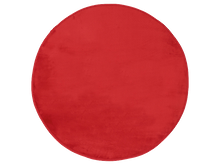 Tapis rond rouge.png