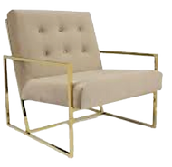 Fauteuil laiton taupe nv.png