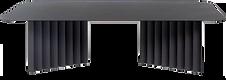 Table basse metal noire japonisante.png