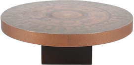 Table basse ronde vintage cuivre.png