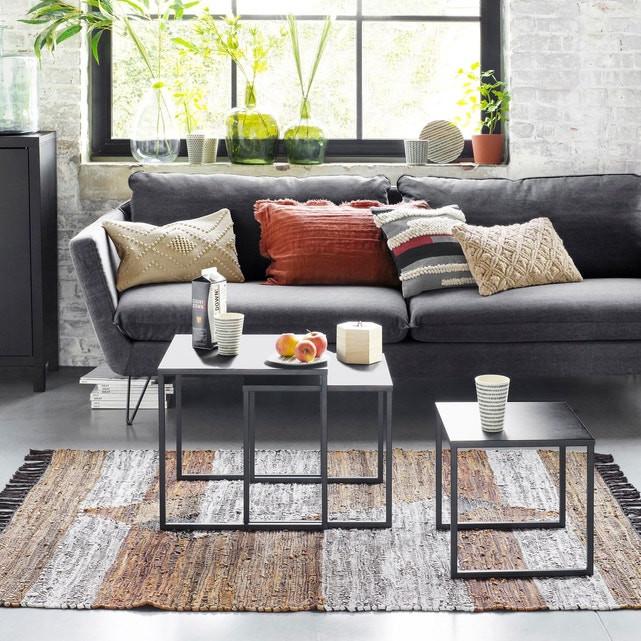 Soldes : 12 canapés gris pour relooker votre salon !