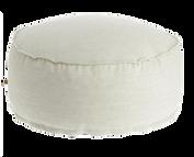 Pouf tissu blanc.png