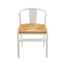 Chaise blanc paille face.png