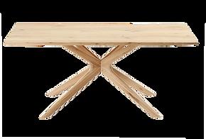 Table repas bois pieds croisés.png