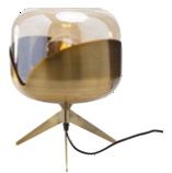 Lampe à poser verre teint vintage.png