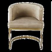 Chaise beige dorée.png