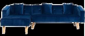 Canapé d'angle bleu nuit.png