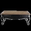 Table basse classique noir bois.png