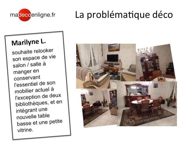 Réagencement total d'une pièce de vie en Charente