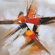 Tableau abstrait beige orange.jpg