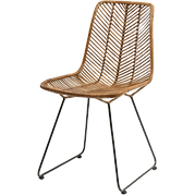 Chaise rotin pieds metal.png
