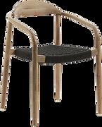 Chaise bois assise ficelle noire.png