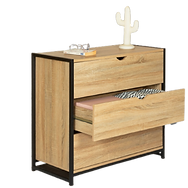Commode industrielle bois clair.png