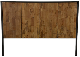 Tête de lit industrielle bois.png