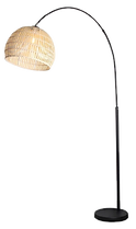 Lampadaire bambou arc.png