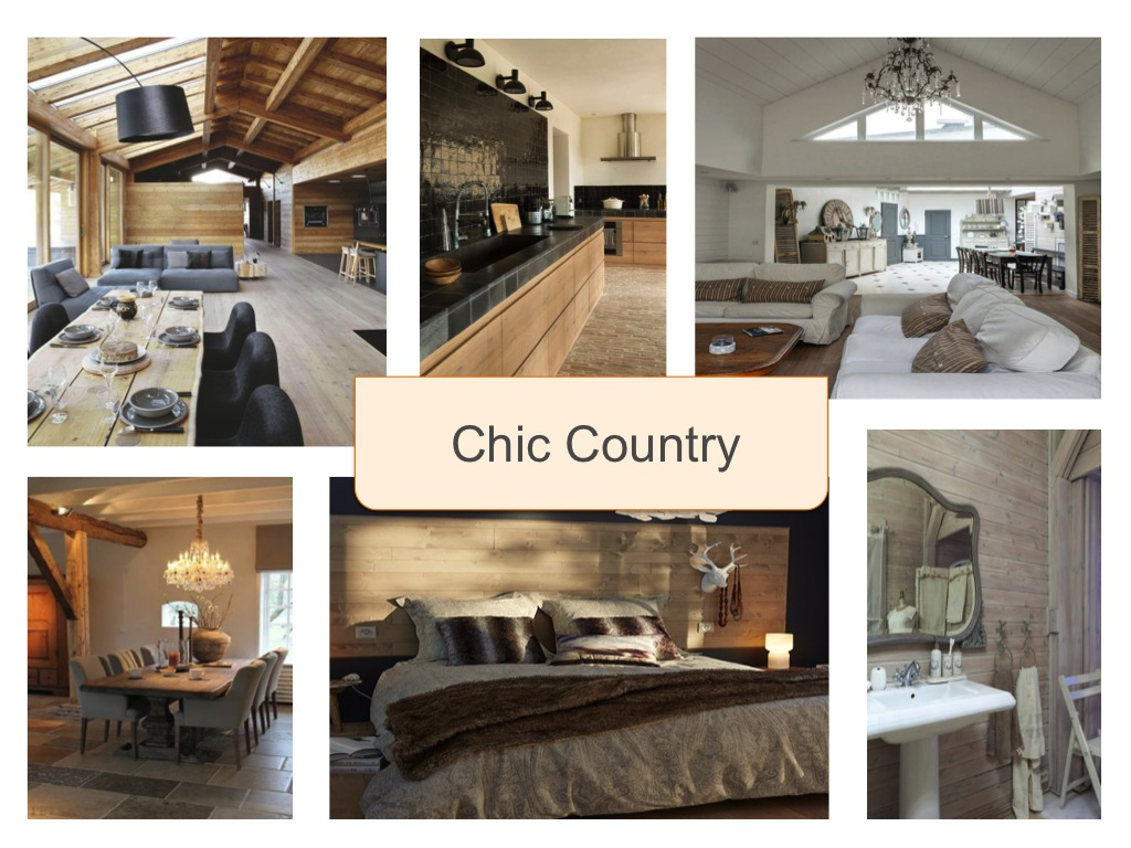 Chic country style