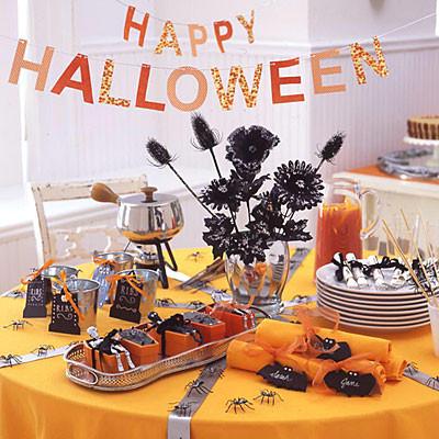 Réussissez votre déco d'Halloween !